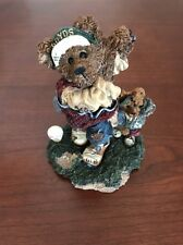 Boyds Bears, Arnold P. Bomber...The Duffer, NIB
