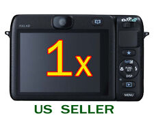 1x Clear LCD Screen Protector Guard Cover Film For Canon PowerShot N100 Cam