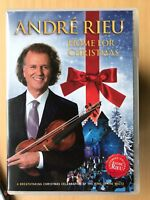 Andre Rieu Home For Christmas DVD Classic Music Concert