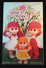 Gumdrop & Her Magic Candy Tree Friends Sears 4937022 3 Dolls  3+ New open box