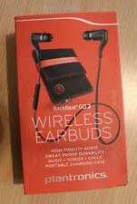 Plantronics BackBeat GO 2 Black In-Ear Only Headsets