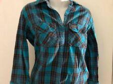 Hauts, chemises et T-shirts noirs Superdry pour femme