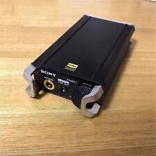 Sony PHA-2 Portable Audio Headphones Amplifier Black Japan USED