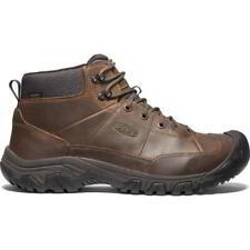Keen Targhee III Chukka WP Mens Waterproof Walking Hiking Boots Brown Size 8-13