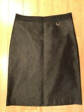 Club Monaco Black Jeans skirt size 2