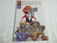 Sirius Dawn #1/2 Hey Kids Variant Wizard special with COA NM-