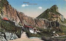 R213845 Gibraltar. Governors Cottage. V. B. Cumbo