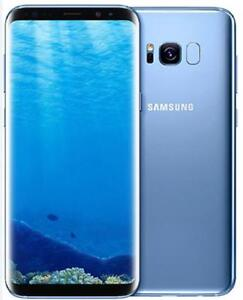 """Samsung Galaxy S8+ S8 Plus G955FD Dual-SIM Android 4G LTE 12MP Mobile Phone 6.2"""""""