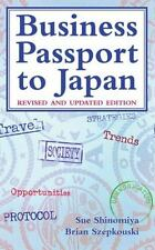 Business Passport to Japan: Revised and