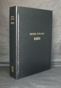 SIDES Peter Straub US SIGNED LETTERED TRAYCASE 1st ED Cemetery Dance 1/52
