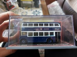 Corgi 1/76 Scale Model Bus 40903 - Leyland PD2 - Lytham St.Annes