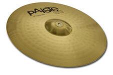 Paiste 101 Brass Crash Ride 18 Inch Cymbal - P101CRR18