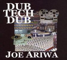 Joe Ariwa - Dub Tech Dub (NEW CD)