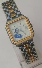 Eterna Quartz Iraq Saddam Hussein Swiss Women's Watch Iran War White Dial