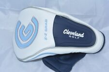 Cleveland UltraLite Launcher SL 290 driver headcover head cover white/light blue
