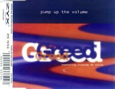 Greed Pump up the volume (1994, #zyx7619, feat. Ricardo da Force) [Maxi-CD]