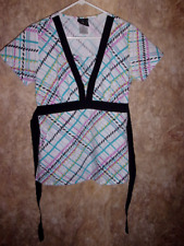 07cc5e86411 Baby Phat SCRUB TOP SIZE XS (2 POCKETS) STYLE:26835 COLOR:PLDT