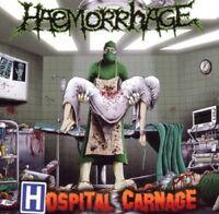 HAEMORRHAGE - HOSPITAL CARNAGE  CD NEU