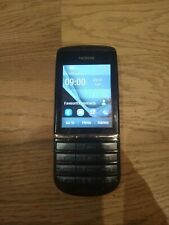 Nokia 300 RM-781 Grey Network Touch Screen Mobile Phone