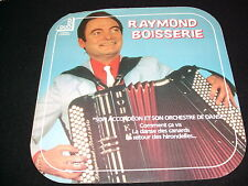 RAYMOND BOISSERIE<>SON ACCORDEON ET ORCH. DE DANSE<>2-LP~France PRESSING~1564233