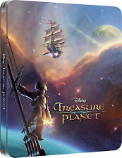 Der Schatzplanet - Treasure Planet - Limited Edition Steelbook (Blu-ray) NEU&OVP