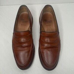 Allen Edmonds Randolph Leather Loafers Sz 7.5 E Mens Made in USA