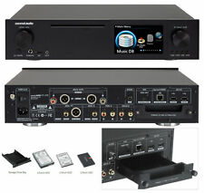 Cocktail Audio X40 Schwarz DAC CD Rippen Streamen Internetradio Phono