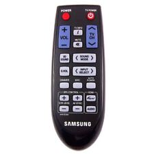 Genuine Samsung HW-D450/XU / HWD450/XU Sound Bar Remote Control