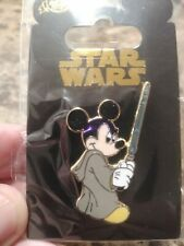 2006 Disney Jedi Mickey Mouse Pin With Packing