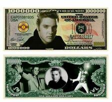 ELVIS PRESLEY / MILLION DOLLAR NOVELTY BILL$$
