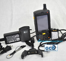 SYMBOL MC70 MC7094-PUCDJQHA8WR Motorola 1D PDA Barcode Scanner GSM WiFi +CHARGER