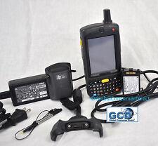 SYMBOL MC70 MC7094-PUCDJQHA8WR Motorola 1D PDA Barcode Scanner GSM WiFi +CHARGER