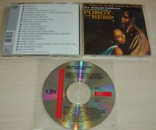PORGY AND BESS Soundtrack CD 1974/1989 CBS 19trk OST