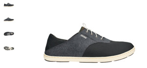 Olukai Nohea Moku Dark Shadow Sneaker Loafer Men's US sizes 7-14 NEW!!!