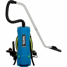 New Global Industrial Hepa Backpack Vacuum With 8 Piece Tool Kit 10 Quart