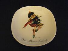 "Brownie Downing Ceramics J H Weatherby ""Frae Bonnie Scotland"" Mini Saucer Plate"