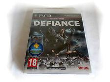 Jeu pour Playstation 3 PS3   Defiance Edition Limitée   Neuf  Sous Blister
