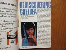 Nov. 21, 1970 TV Guide (CHELSEA  BROWN/DUNCAN   RENALDO/SALLY  MARR/MARTHA  RAYE