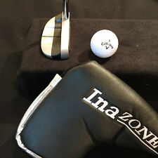 Inazone RSE-1 - Men's RH-Putter- Tour Performance Putter Grip & USA Head Cover