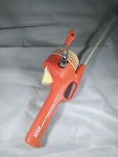 Vintage Red Power Rangers Fishing Pole