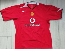 "Manchester United 2004-2006 Nike ""XXL"" Shirt Jersey Camiseta Maglia"