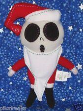 New Santa Jack Skellington Pook a looz Plush Doll The Nightmare Before Christmas