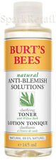 Burt's Bees Organic Anti-Blemish Solutions Clarifying TONER 145ml Willow Bark