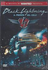 Dvd **BLACK LIGHTNING ~ IL PADRONE DEL CIELO** dal regista di Wanted Nuovo 2009