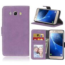 Photo Wallet Leather Flip Case Cover For Samsung Galaxy J1/J320/J5/J1 J5 J7 2016