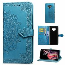 For Samsung Note 10 Plus S10 S7 S8 Magnetic Leather Wallet Flip Phone Case Cover