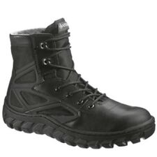Men's Bates E06006 Army Combat Annobon Black Tactical Leather Boots  12M
