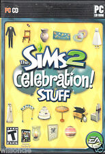 The Sims 2 : Celebration Stuff (PC Games, 2007)