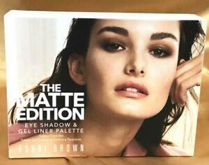 Bobbi Brown The Mattes Edition Eyeshadow & Gel Liner Palette Value $189 New Box!