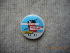 Steel Club/Association Collectable Advertising Badges